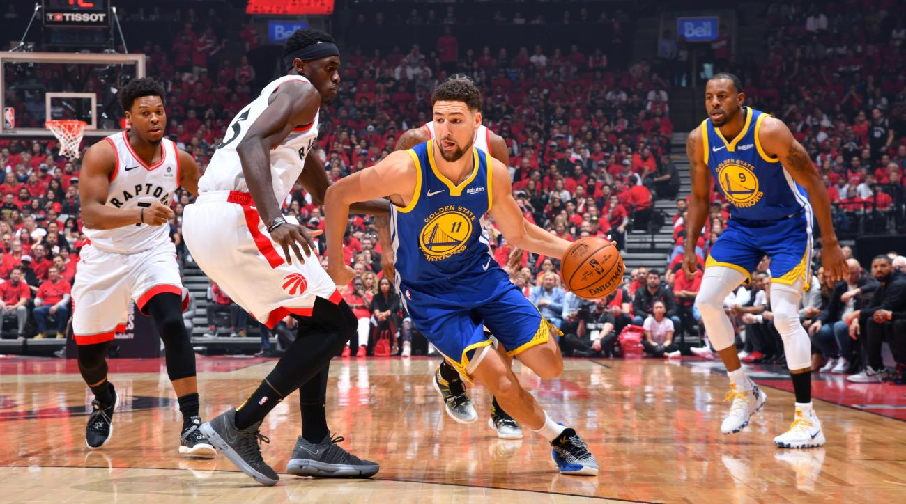 NBA Daily Playoff Rundown: Warriors Rally Anew To Even Series With Raptors