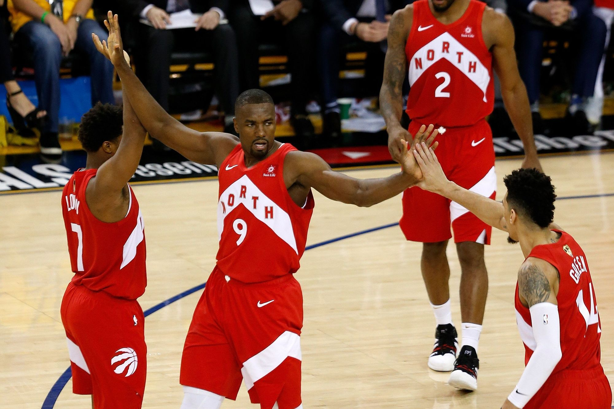 NBA Daily Playoff Rundown: Raptors Now A Win Away From NBA Crown