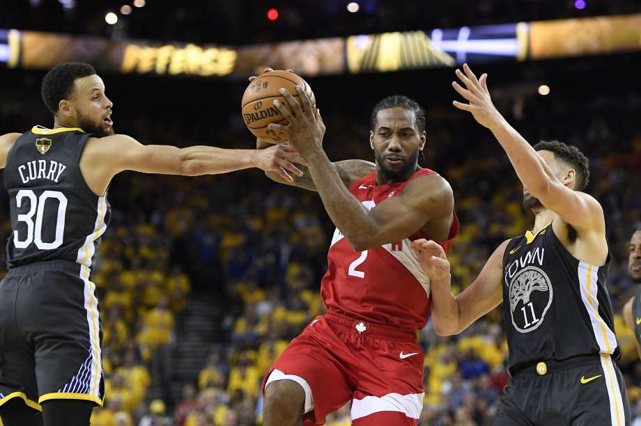 Golden State Warriors vs Toronto Raptors Game 5