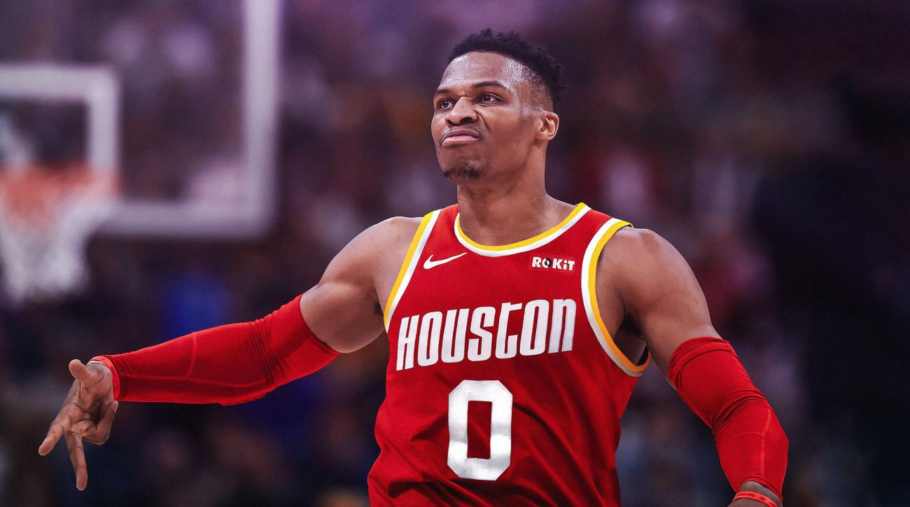 NBA Trade Buzz: Rockets Bring In Westbrook While Shipping CP3 To Oklahoma City
