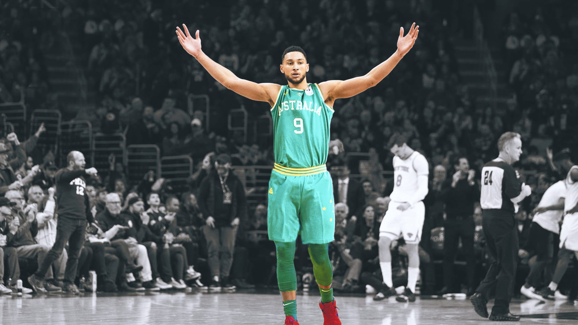 NBA Weekly Wrap: Davis And Simmons Withdraw From World Cup While Giannis Predicts Another MVP Season