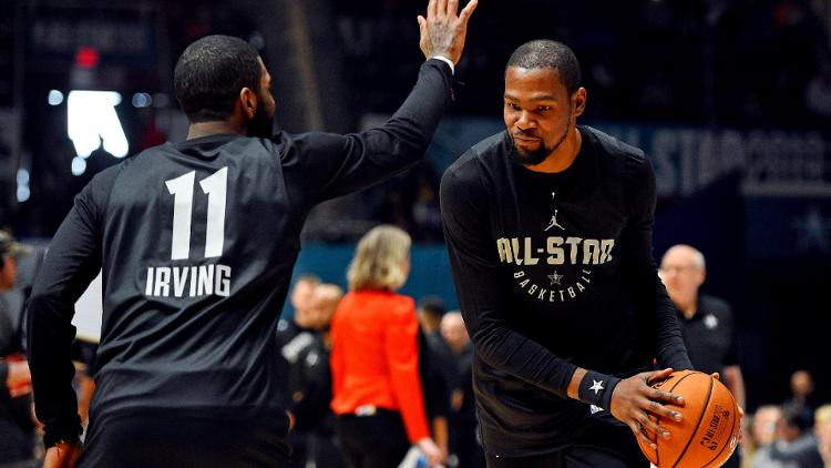 NBA Free Agency News: Injury Prevented Durant's Original Plan To Play For Knicks With Kyrie