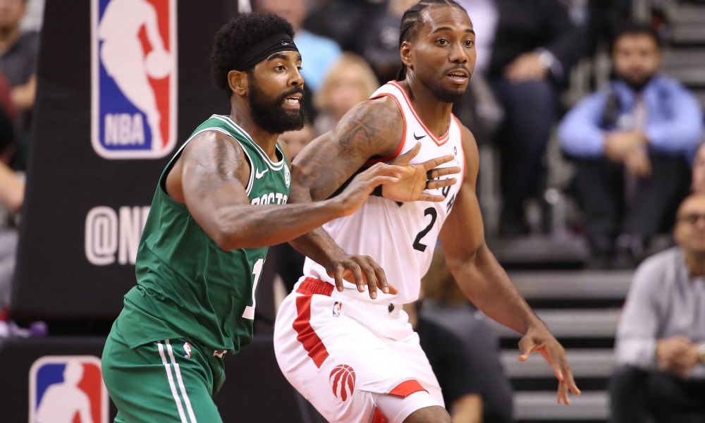 NBA Free Agency News: Kawhi Had Eyes On Kyrie and Durant Before Pairing With George