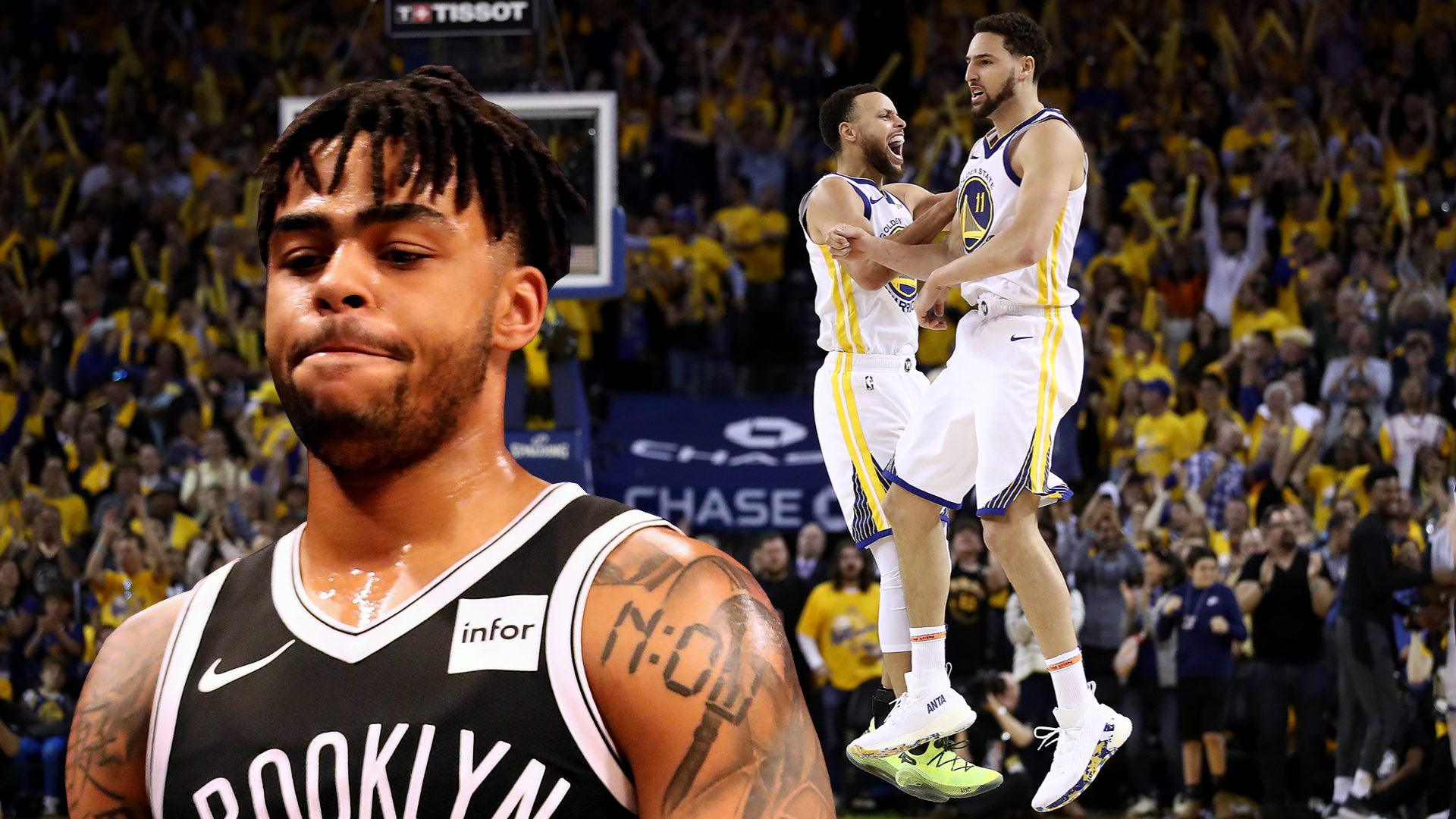 2019 NBA Offseason Mysteries: What Are The Warriors Planning To Do With D'Angelo Russell?