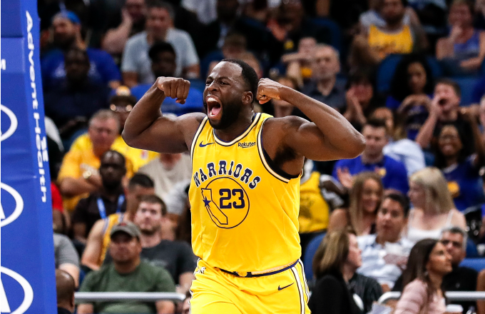 NBA Free Agency News: Draymond Signs Bargain Extension With Warriors And Carmelo Finally Speaks Up