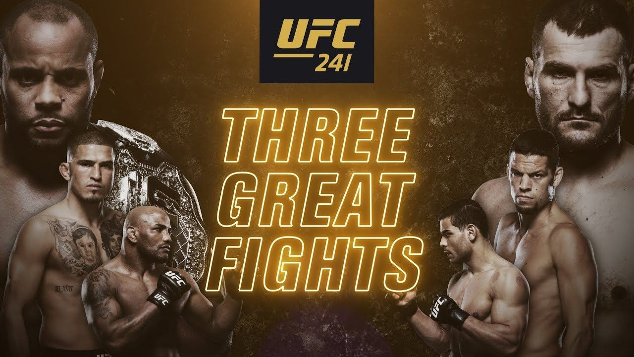 Fights to Make in The Wake of UFC 241