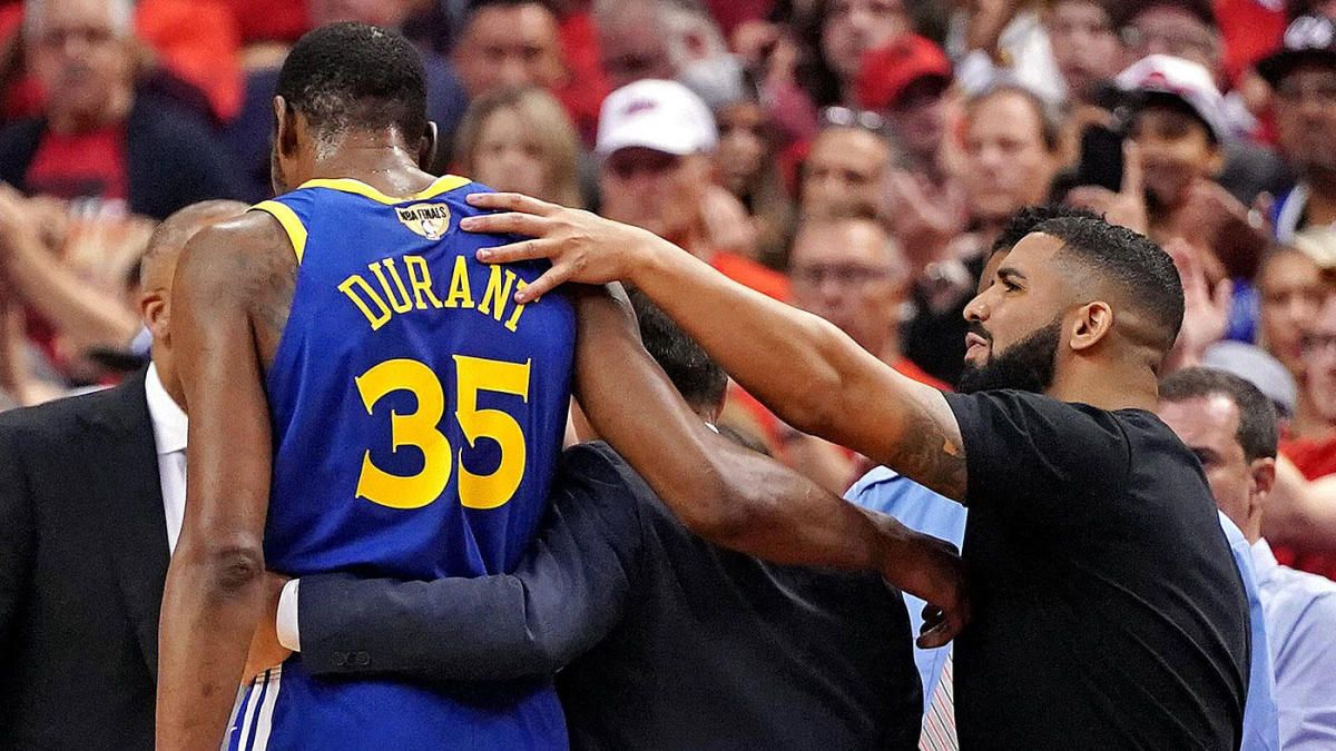 NBA Injury Report: Kevin Durant Will Not Play In The Upcoming 2019-20 Season