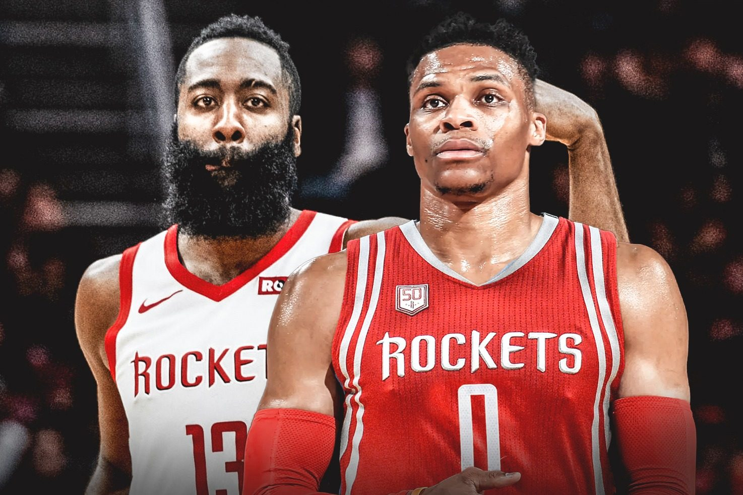 2019 NBA Offseason Mysteries: Is Westbrook Really The Better Harden Teammate Than Chris Paul?
