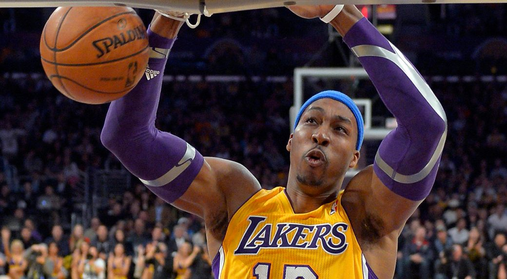 NBA Free Agency News: It's Round 2 For Dwight Howard In Los Angeles