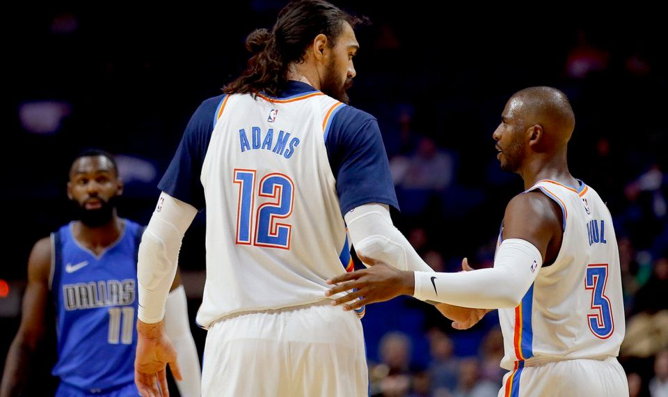 NBA Trade Buzz: Thunder Big Man Steven Adams Speaks Out On Trade Rumors