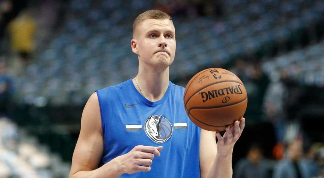 NBA Injury Report: Porzingis Now Fully Healthy And Ready To Play For Dallas