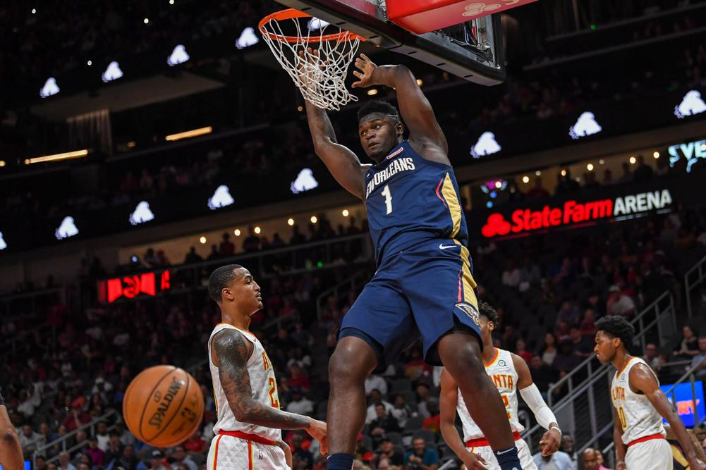 NBA Daily Preseason Rundown: Zion Arrives And Westbrook Debuts For Rockets