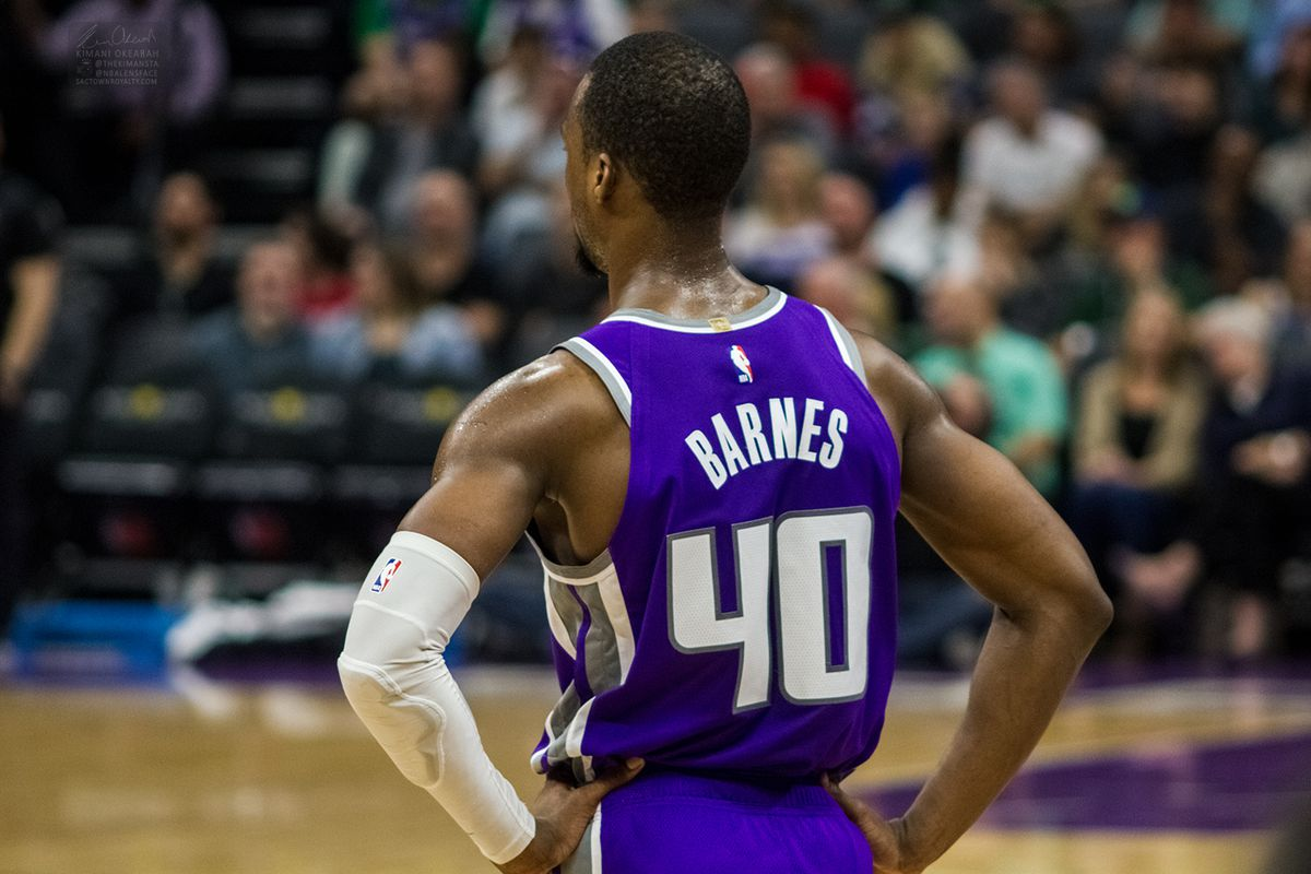 NBA Free Agency News: Kings Management Already Regretting Harrison Barnes' Lucrative Extension