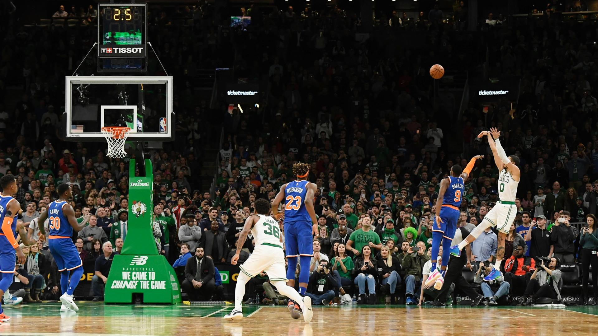 NBA Daily Rundown: Tatum Buries Knicks With Game-Winning Jumper