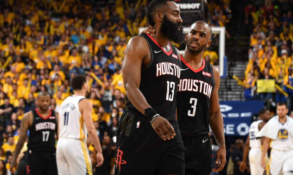 NBA Free Agency News: Harden Didn't Want CP3 To Be Included In Westbrook Trade