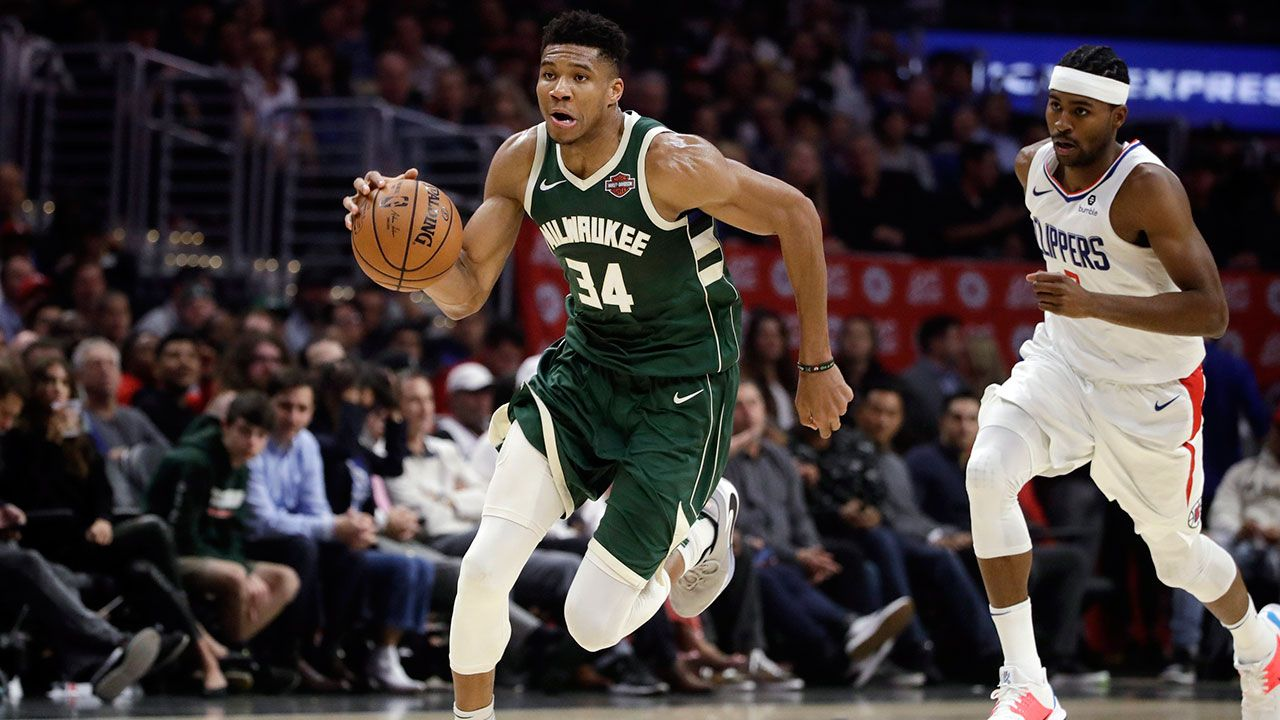 NBA Daily Rundown: Giannis Posts Massive Numbers In Win Against Kawhi-less Clippers