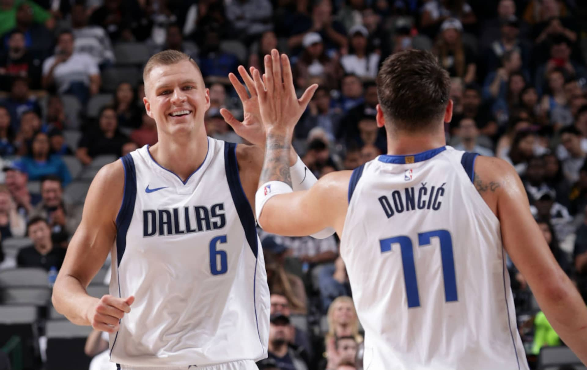 NBA Daily Preseason Rundown: Mavericks Ride Double-Double Outings From Porzingis And Doncic