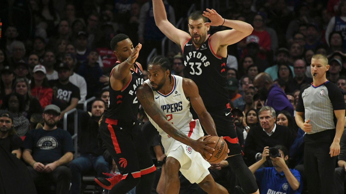 NBA Daily Rundown: Misfiring Kawhi Still Victorious In Match-Up Against Former Team
