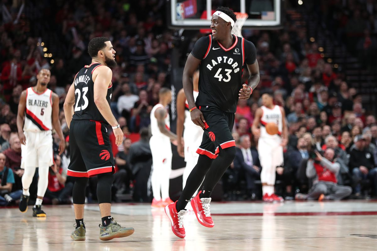 NBA Daily Rundown: Siakam Helps Depleted Raptors Dispatch Struggling Blazers