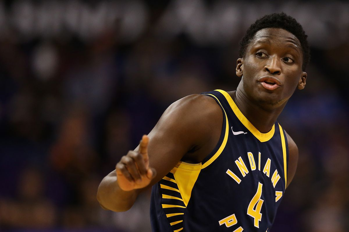 NBA Injury Report: Victor Oladipo Nearing Return To Pacers Active Roster