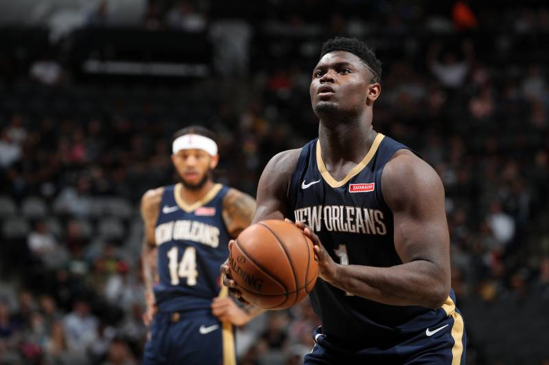 2019-20 NBA Preseason Top Rookies: Zion Shuts Down Doubts And Criticisms