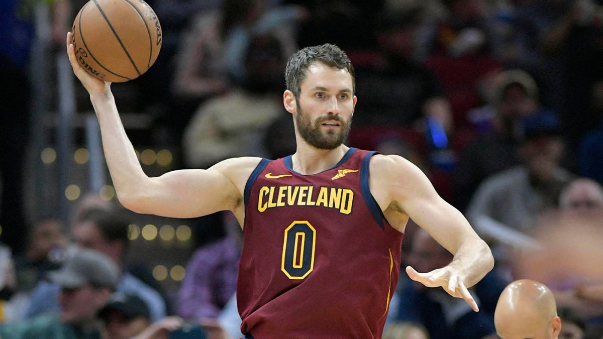 NBA Trade Buzz: Kevin Love Wants To Stay In Cleveland