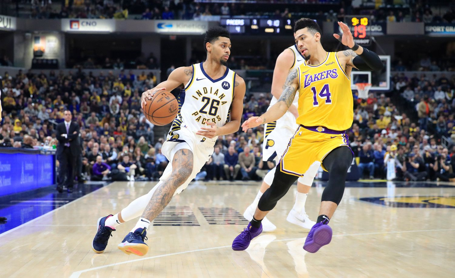 NBA Daily Rundown: Pacers Topple Powerhouse Lakers At Indiana