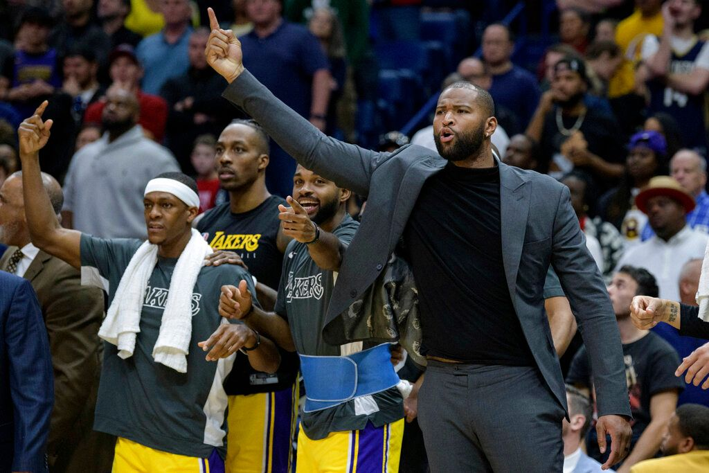 NBA Injury Report: Cousins Set To Reinforce Lakers In Time For The Playoffs