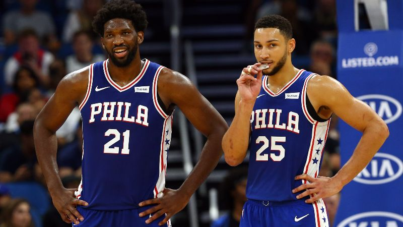 NBA Daily Rundown: Embiid And Simmons Team Up To Beat Powerhouse Clippers