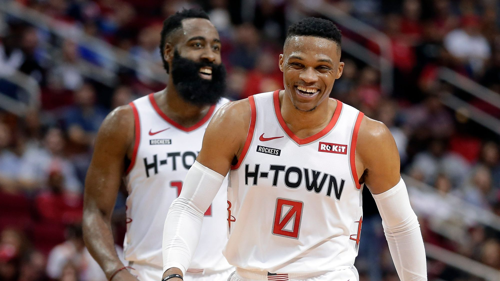 NBA Daily Rundown: Desperate Rockets Finally End Four-Game Losing Skid