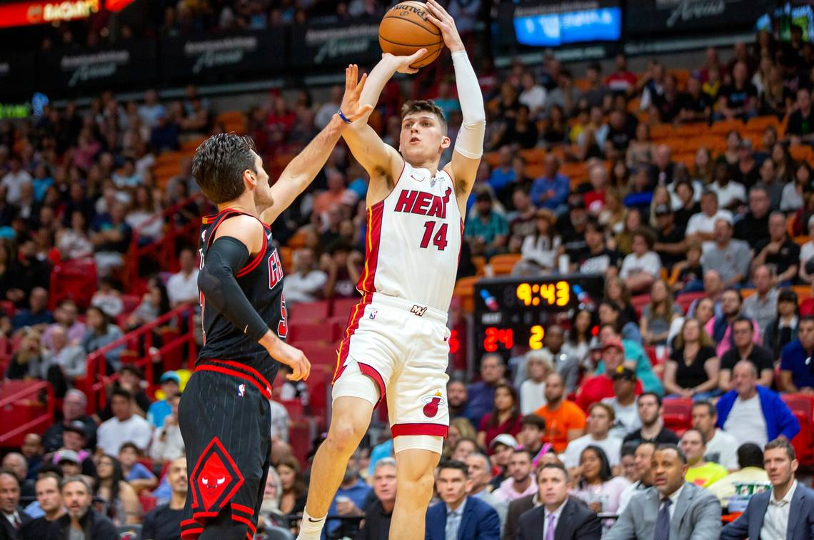 NBA Injury Report: Heat Rookie Hotshot Finally Re-joins Team