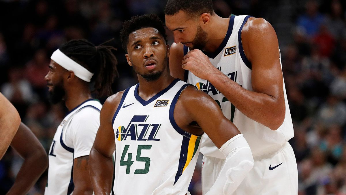NBA Coronavirus Outbreak: Reactions From Rudy Gobert, Jazz Players And Coaches