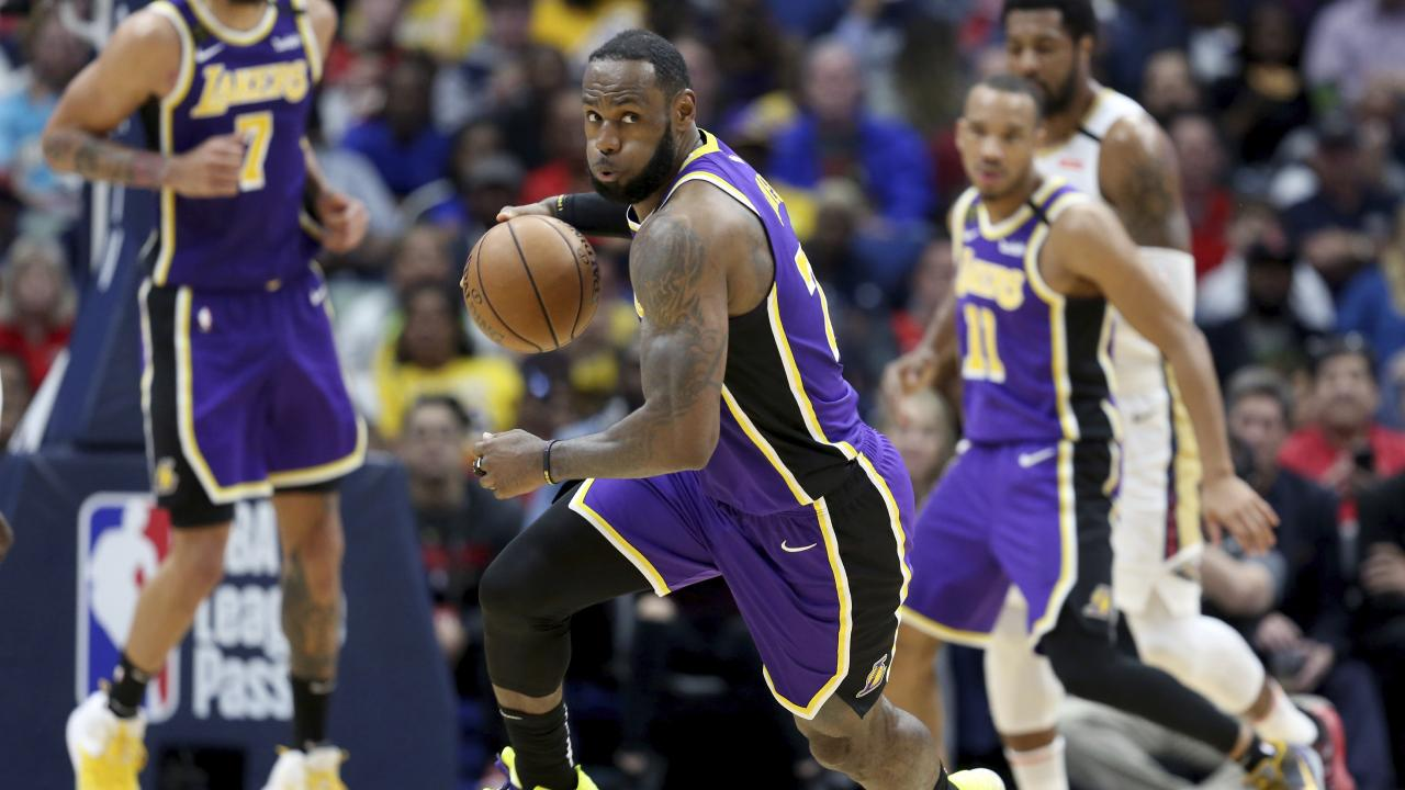 NBA Daily Rundown: LeBron's MVP-Worthy Performance Topples Pelicans