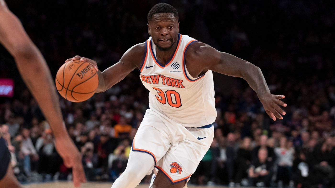 NBA Trade Buzz: Knicks May Trade Away Another Star Big Man
