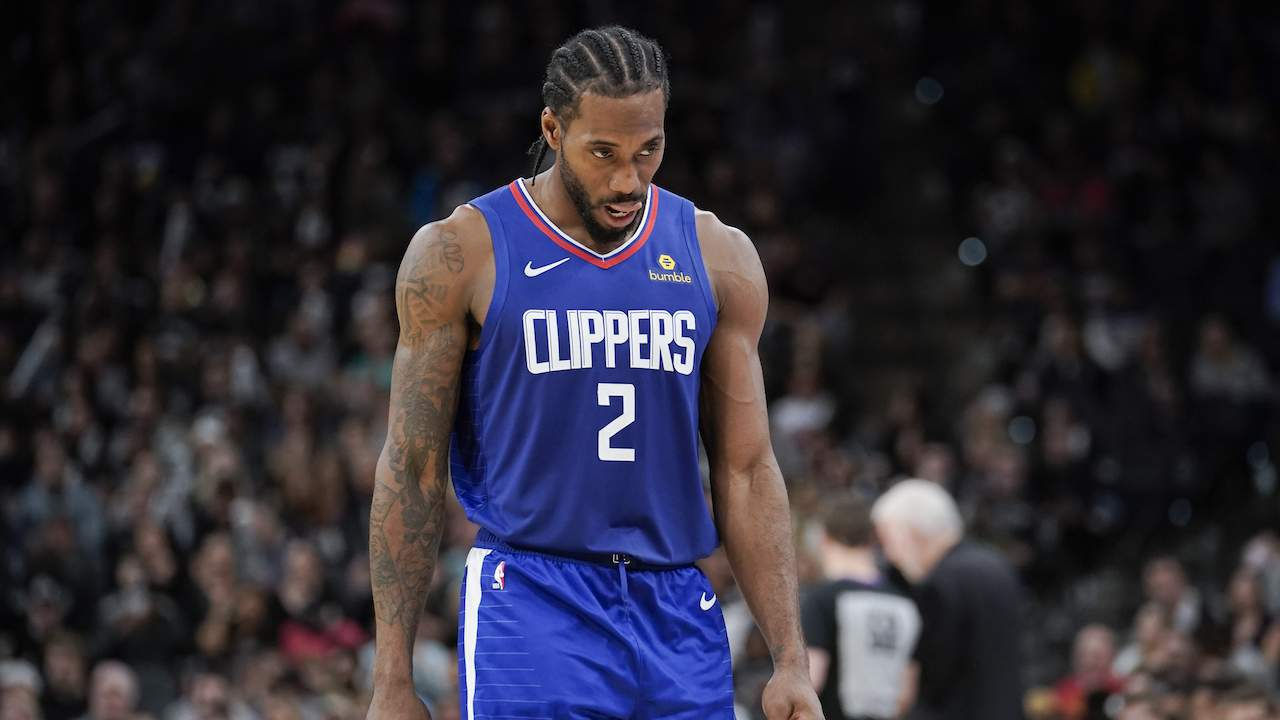 NBA Coronavirus Outbreak: Stronger, Better Kawhi Leonard Ready To Lead Clippers To The Championship