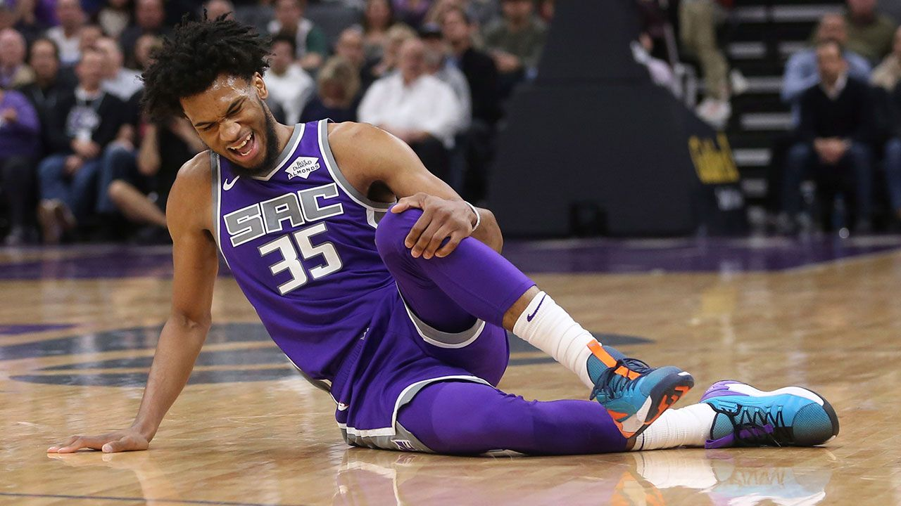NBA Season Restart: Injured Bagley Officially Out For The Rest Of The Season Resumption