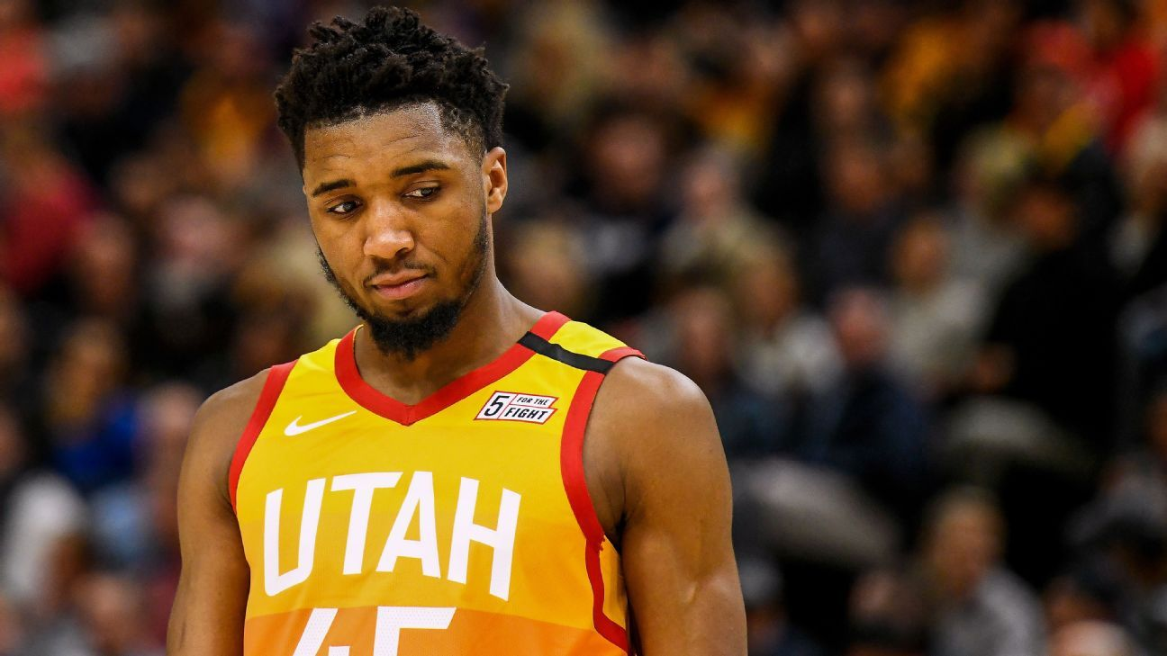 NBA Free Agency Report: New York Knicks Have Donovan Mitchell On Their Radar
