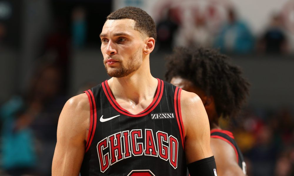 NBA Trade Buzz: LaVine Attract Trade Interest From Nets And Knicks