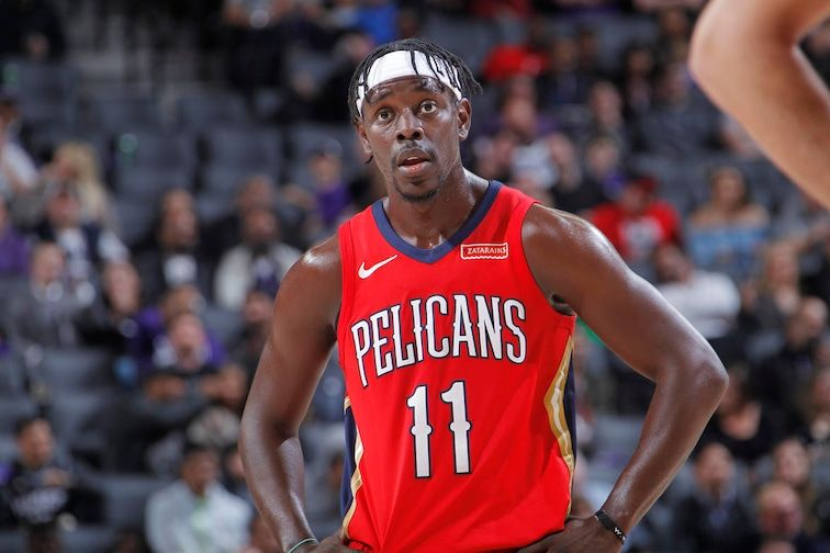 NBA Trade Buzz: Brooklyn Nets Courting Pelicans Star Combo Guard Jrue Holiday