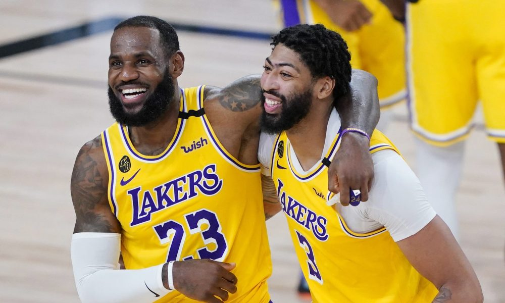 NBA Daily Rundown: Los Angeles Lakers Advance to Second Round