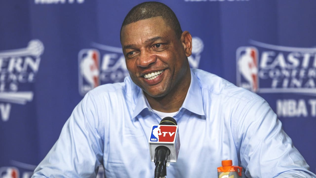 NBA Coaching Report: Doc Rivers Reveals Why He Picked the Philadelphia 76ers