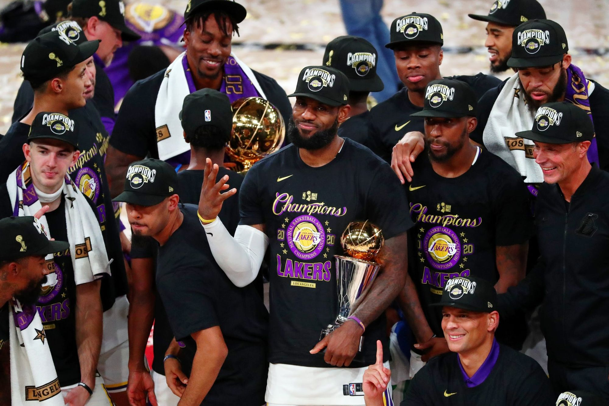 NBA Daily Rundown: Los Angeles Lakers Secures 17th Title With Win Over Miami Heat