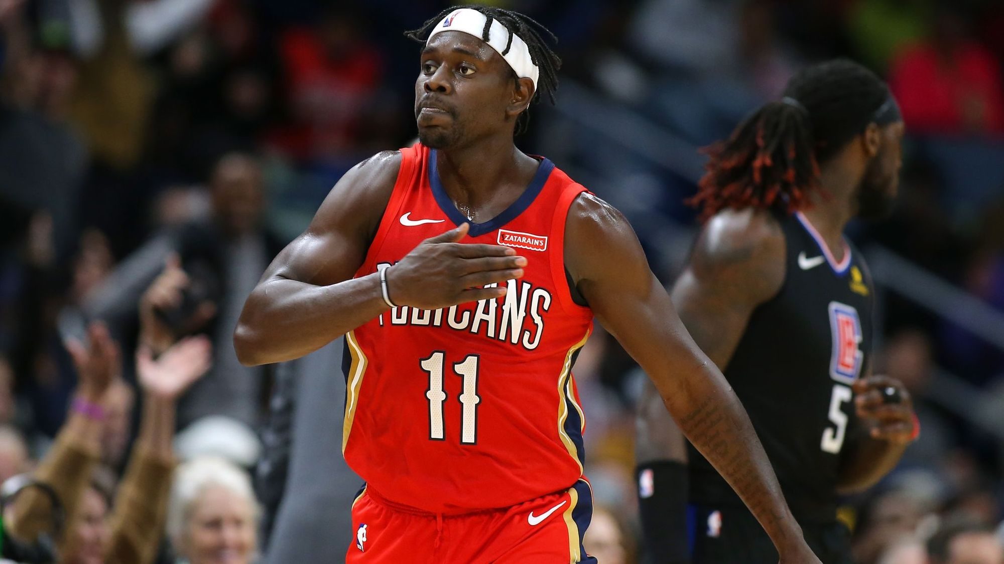 NBA Trade Buzz: Jrue Holiday Would Be a Good Fit for Brooklyn Nets