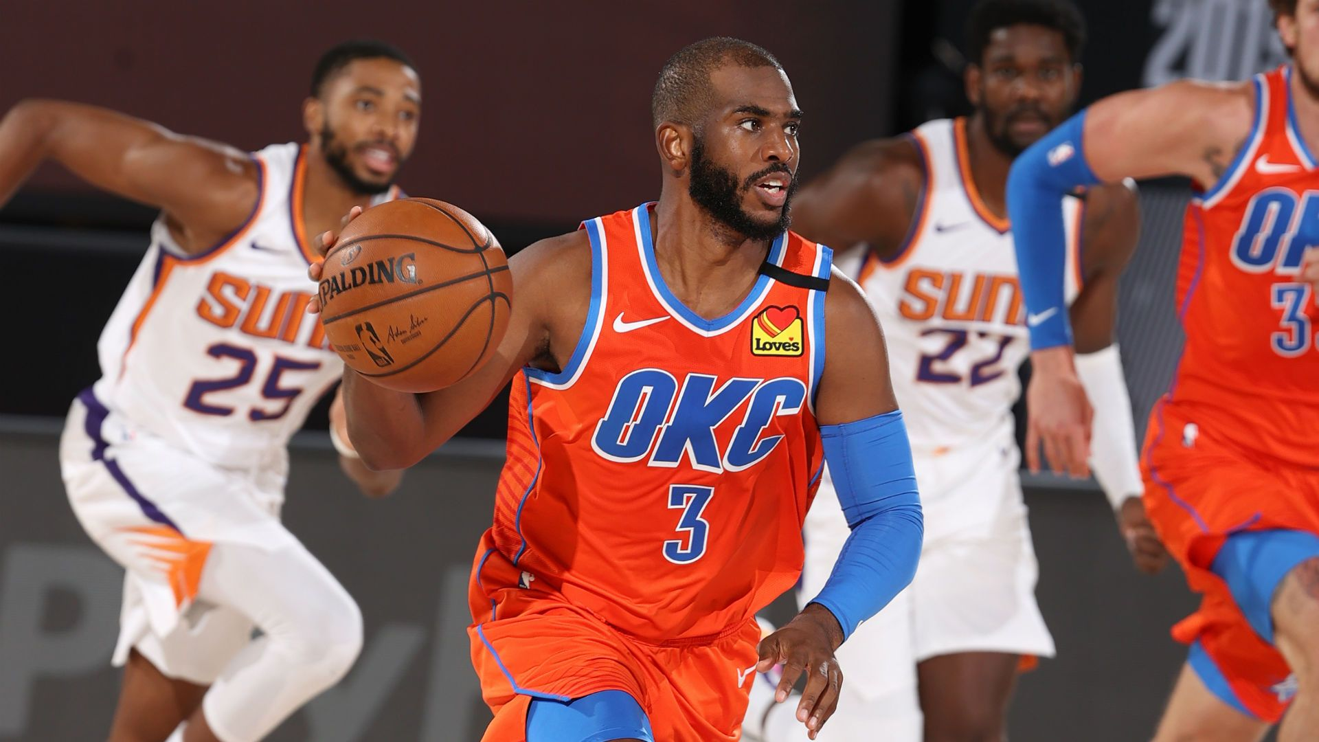 NBA Trade Buzz: Phoenix Suns Get Huge Boost, Acquire Chris Paul From OKC Thunder