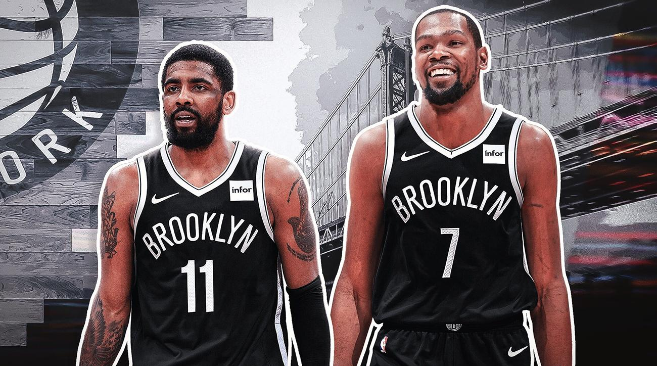 Brooklyn Takeover: Durant And Irving Stellar In Preseason Debut
