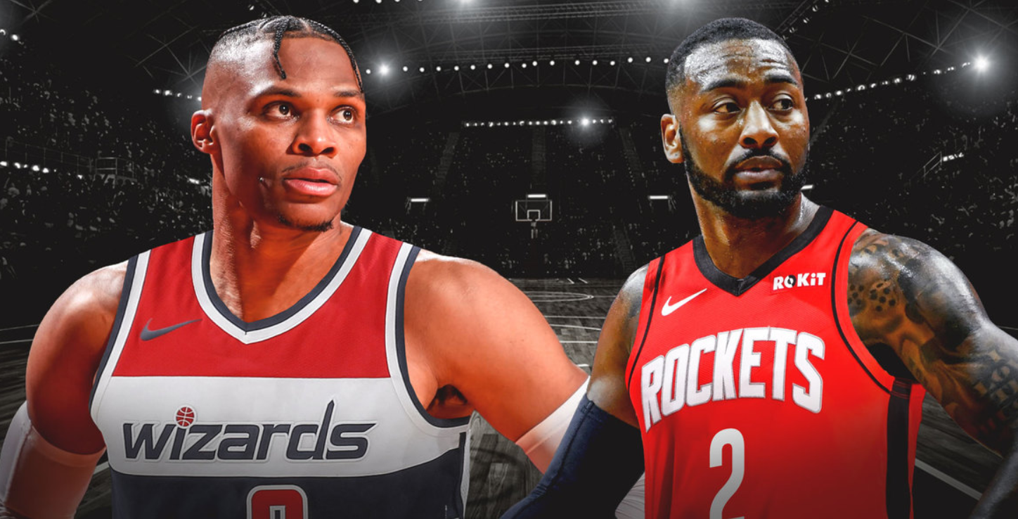 NBA Trade Buzz: Who Won the Wall-Westbrook Powerhouse Trade?