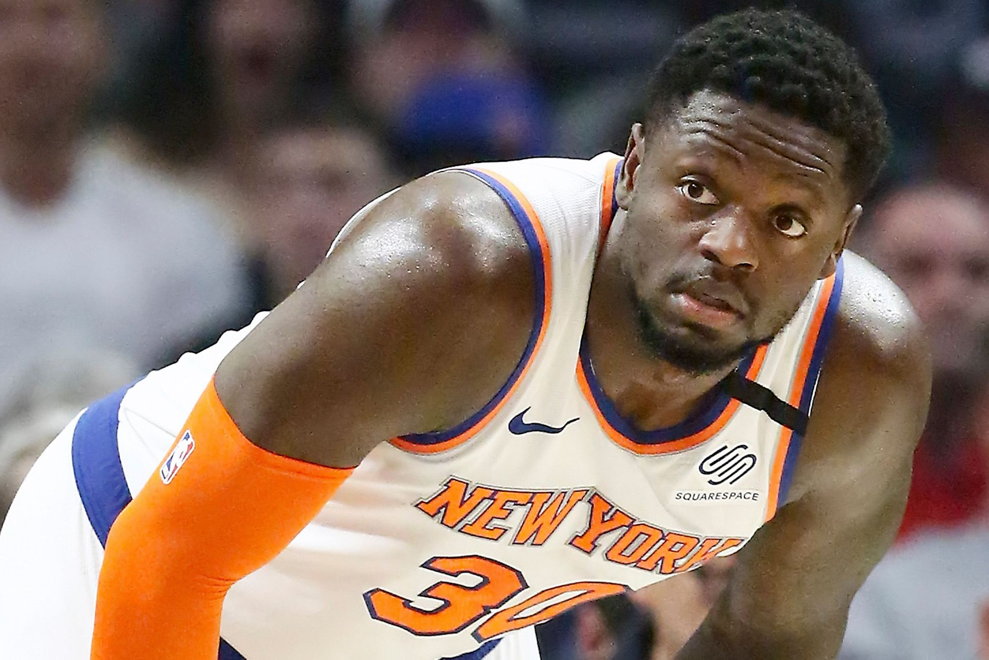 NBA MVP Race: Knicks' Julius Randle Is Making A Solid Case