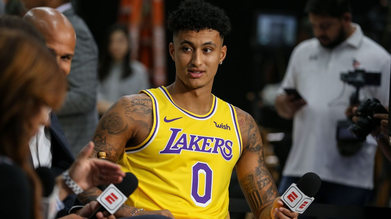 NBA Free Agency: Kyle Kuzma Gets Extension From Los Angeles Lakers